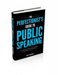 public speaking book
