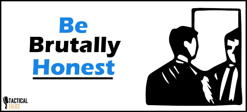 honest public speaking - tactical talks