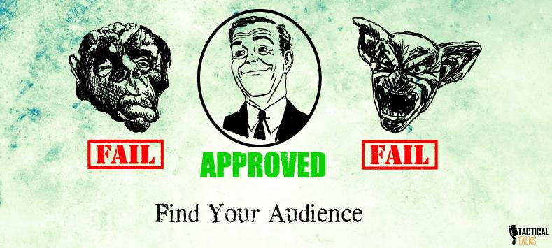 audience - public speaking