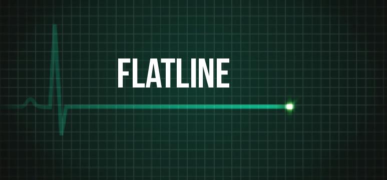 vocal flatline