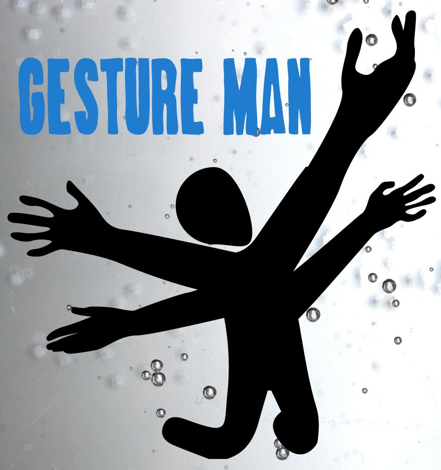 gesture - public speaking