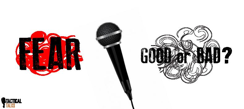 fear public speaking glossophobia