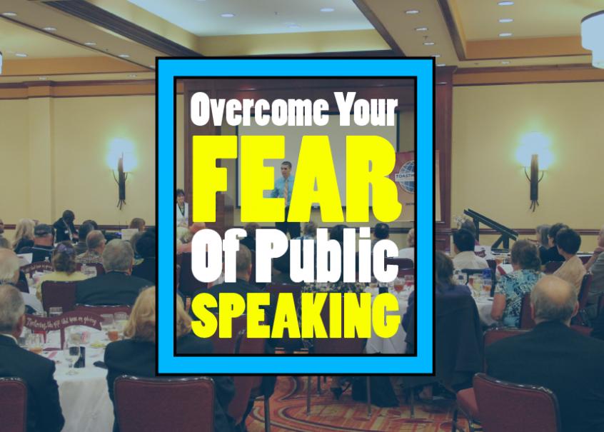 tactical talks overcome the fear of public speaking matt kramer
