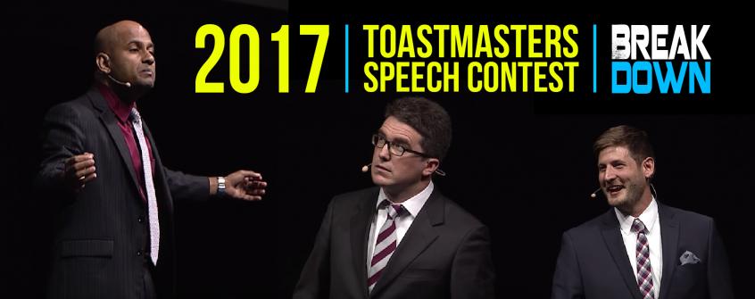 2017 toastmasters speech contest public speaking tactical talks analysis breakdown kevin stamper simon bucknall manoj vasudevan