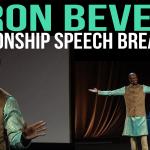Speech Breakdown: 2019 Champion of Public Speaking: Aaron Beverly