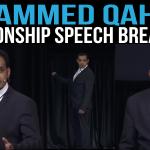 Speech Breakdown: 2015 Champion of Public Speaking: Mohammed Qahtani