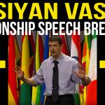 Tactical Analysis of 2013 Champion of Public Speaking: Presiyan Vasilev